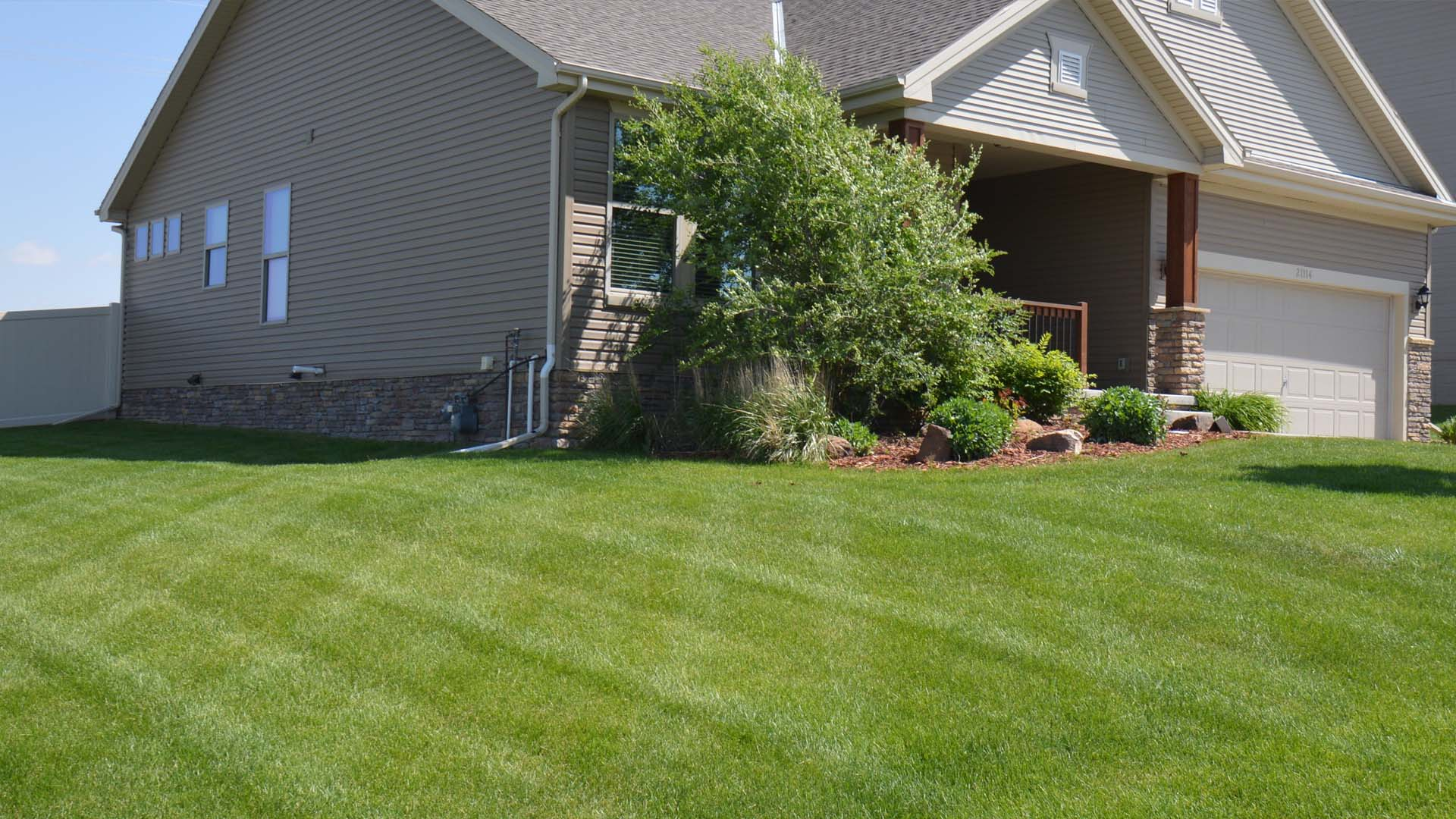 Go Green Lawns LLC services Louisville and surrounding areas